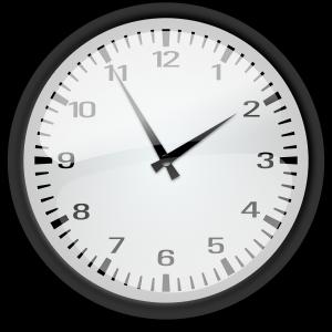 Les horaires