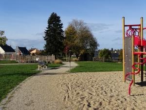 Aires de jeux, Parc de la Siacrée