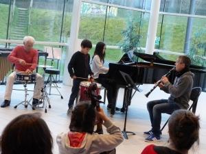 Ecole de musique et de danse du SUET